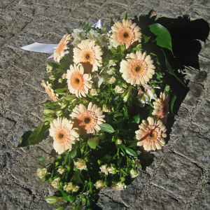 Bårebuket | Birthes Blomster
