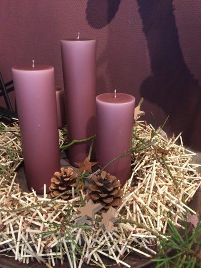Adventskrans | Birthes Blomster