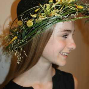 30 års jubilærum | modeshow 2015 | Birthes Blomster