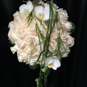 Brudebuket | Birthes Blomster Herning