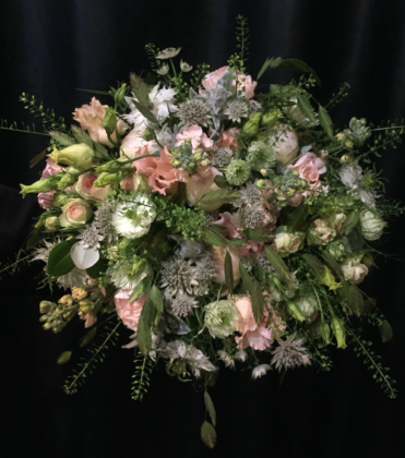 Brudebuket | Birthes Blomster Herning