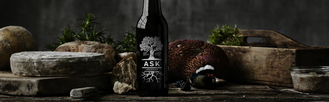 Ask øl Jærnurt | Birthes Blomster